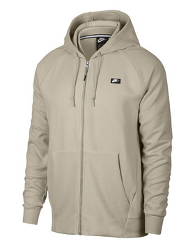 Mens Optic Full Zip Hoody
