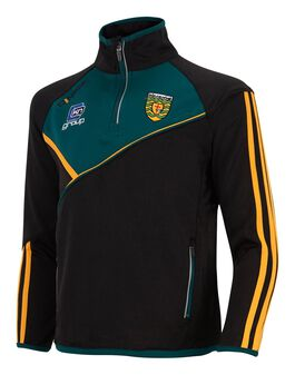 Kids Donegal Conall Half Zip Top