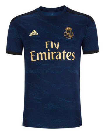 Adult Real Madrid 19/20 Away Jersey