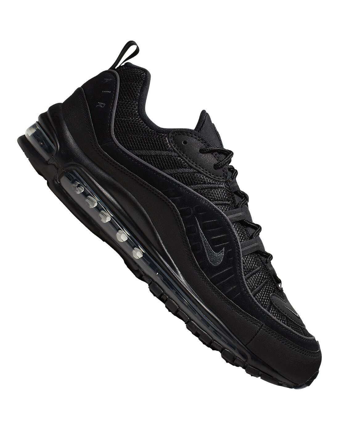 Nike Mens Air Max 98 - Black | Life