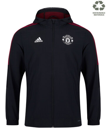 Adult Manchester United 21/22 Presentation Jacket