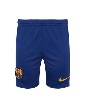 Kids Barcelona 20/21 Home Shorts