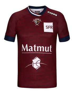 Adult Bordeaux Begles Home Jersey