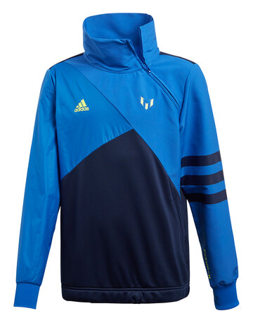 Older Kids Messi Half Zip Top