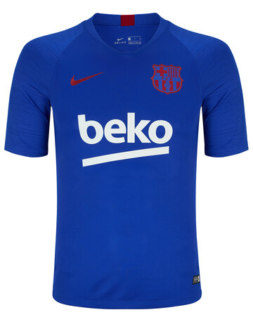 Adult Barcelona Training Jersey