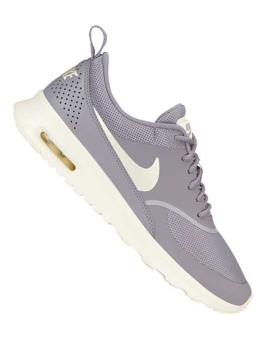 25f7759287 Women's Grey Nike Air Max Thea | Life Style Sports