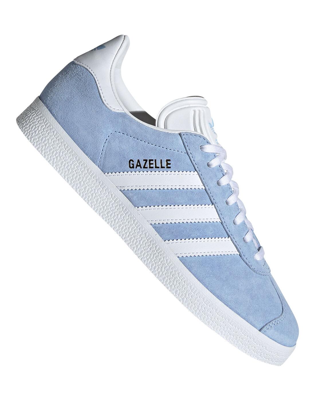 Women's Blue adidas Originals Gazelle | Life Style Sports