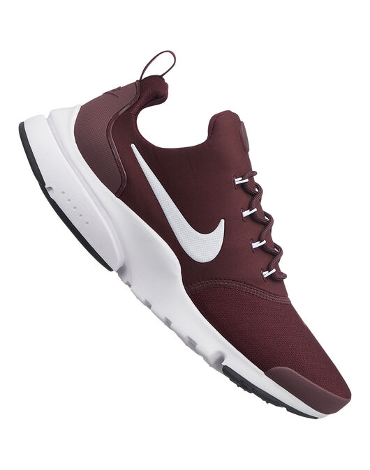 release date: genuine shoes price reduced Men's Burgundy Nike Presto Fly   Life Style Sports