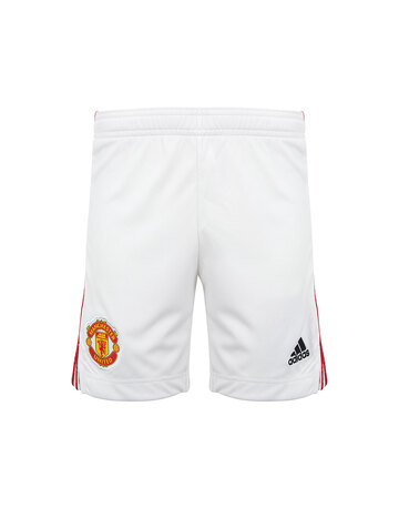 Kids Man Utd 20/21 Home Shorts