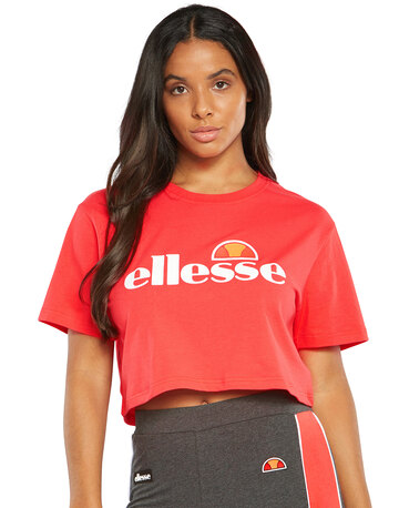 Womens Cianna Cropped T-Shirt