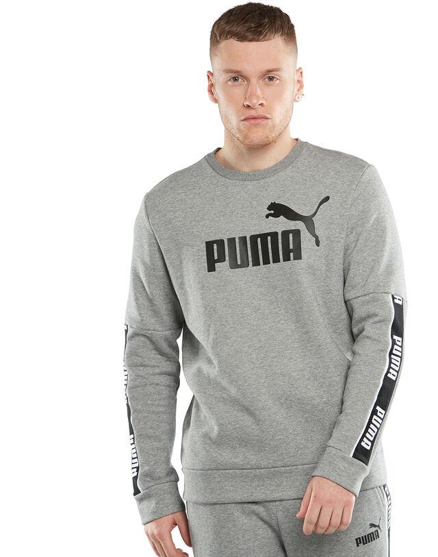 Image of Mens Tape Crew Sweatshirt