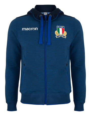 Mens Italy Full Zip Hoody 2019