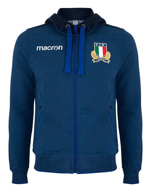 Mens Italy Full Zip Hoody 2019