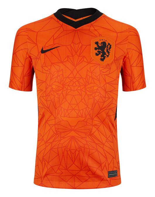 Kids Holland Euro 2020 Home Jersey