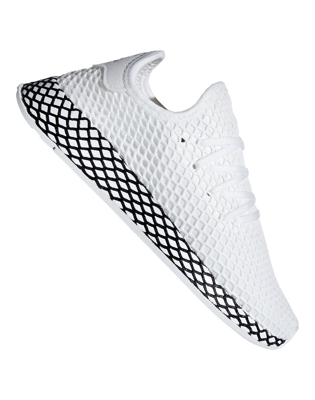 Kids adidas Originals Deerupt | White