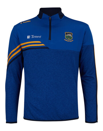 Mens Tipperary Nevis Squad Half Zip Top