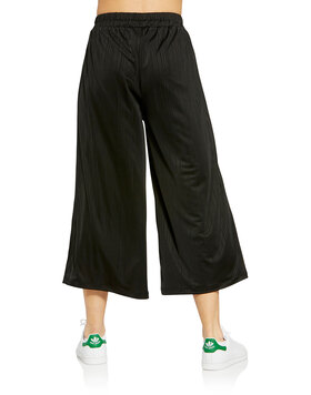 Womens Ribbed Culottes