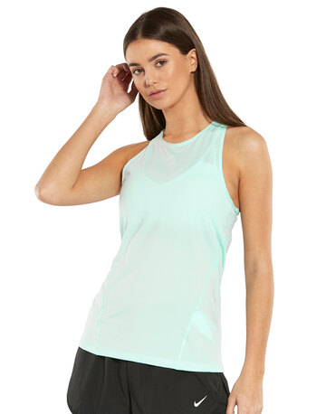 Womens All Over Mesh Tank