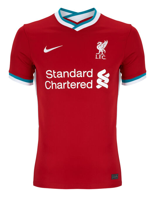 Adult Liverpool 20/21 Home Jersey