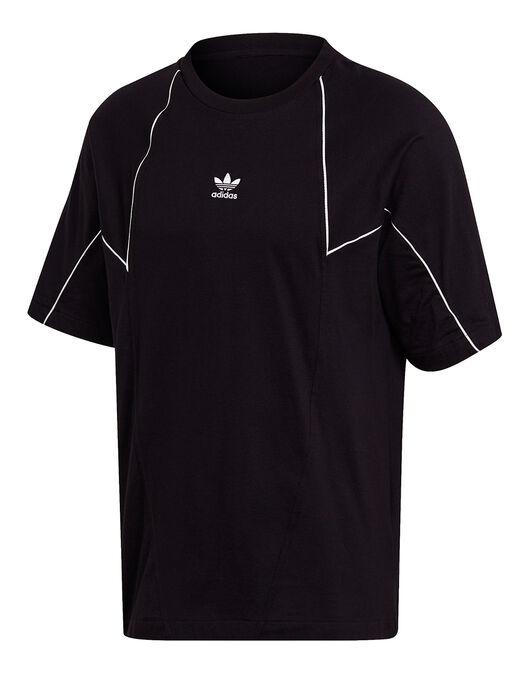 Mens Trefoil Block T-Shirt