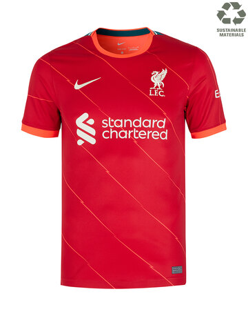 Adult Liverpool 21/22 Home Jersey