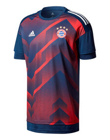 Adults Bayern Munich Pre Match Jersey