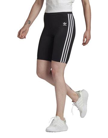 Womens 3 Stripes Plus Shorts