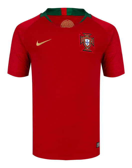 Kids Portugal Home WC18 Jersey