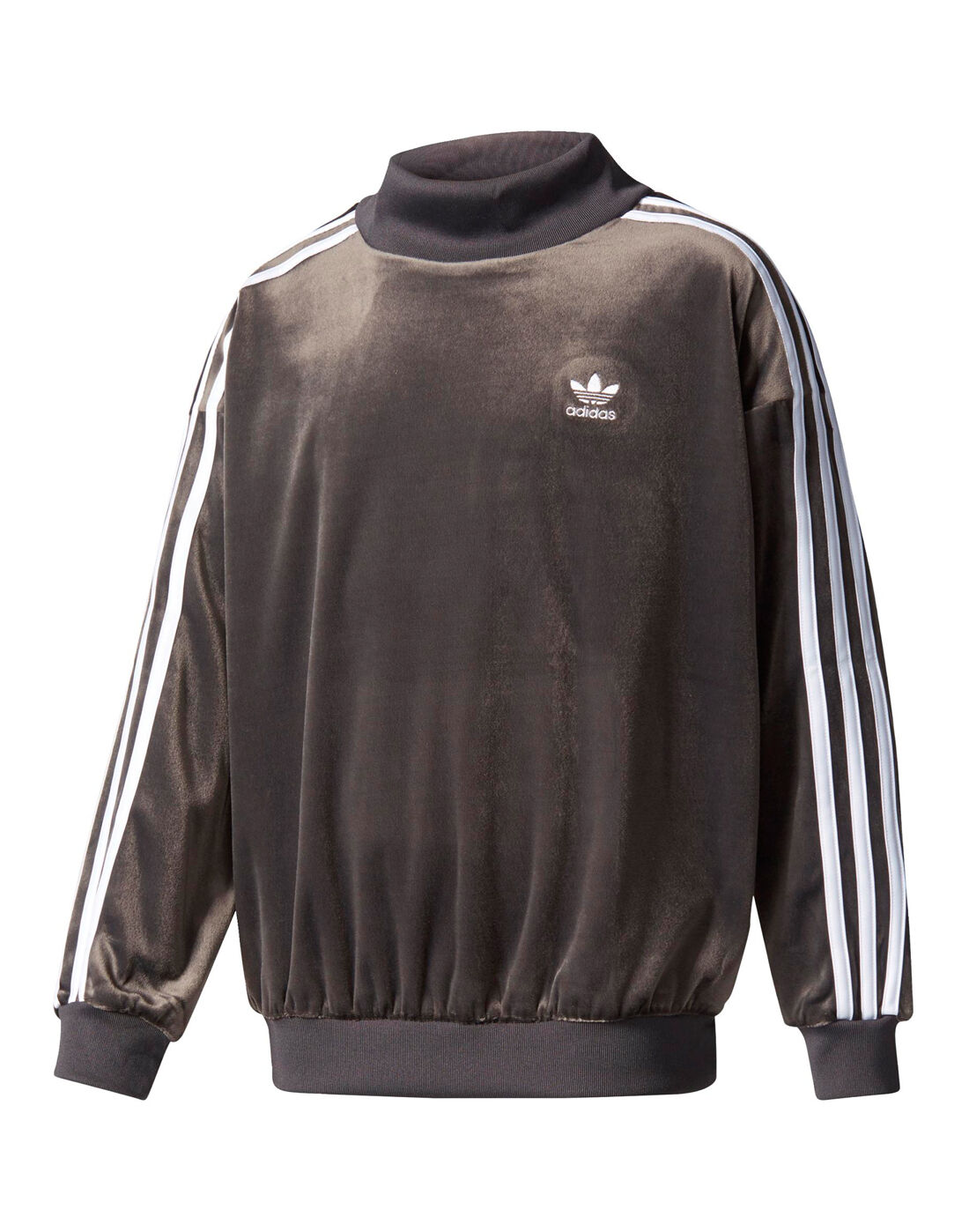 adidas Originals Older Girls Originals Velvet Crew | Life