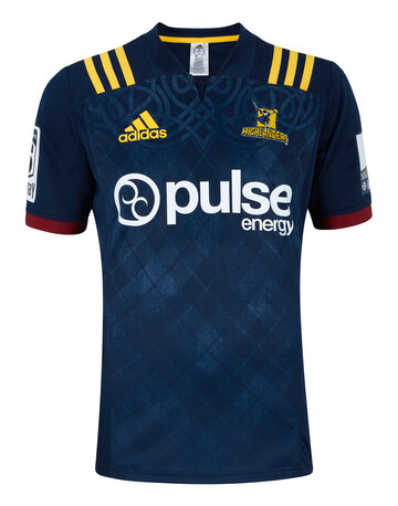 Adults Highlanders Home Jersey 18/19