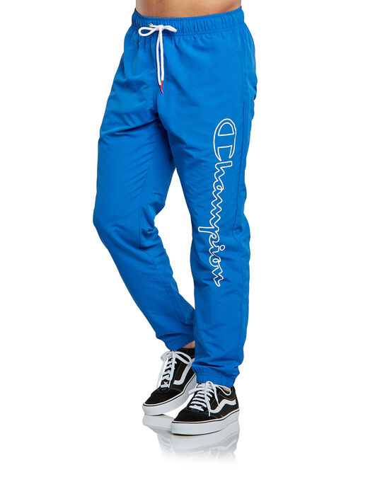 Mens Logo Woven Pants