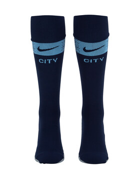 Adult Man City Home 18/19 Socks