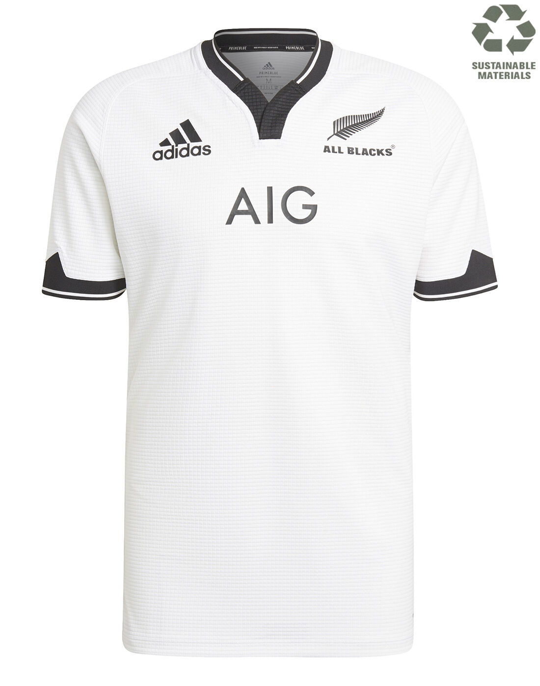 adidas Adult All Black 21/22 Away Jersey - White | Life Style ...