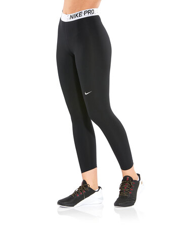 Womens Pro Marble Cropped Leggings