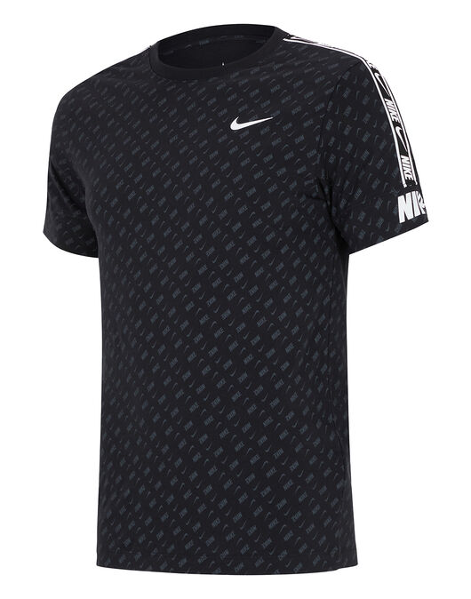 Mens Repeat Graphic T-Shirt