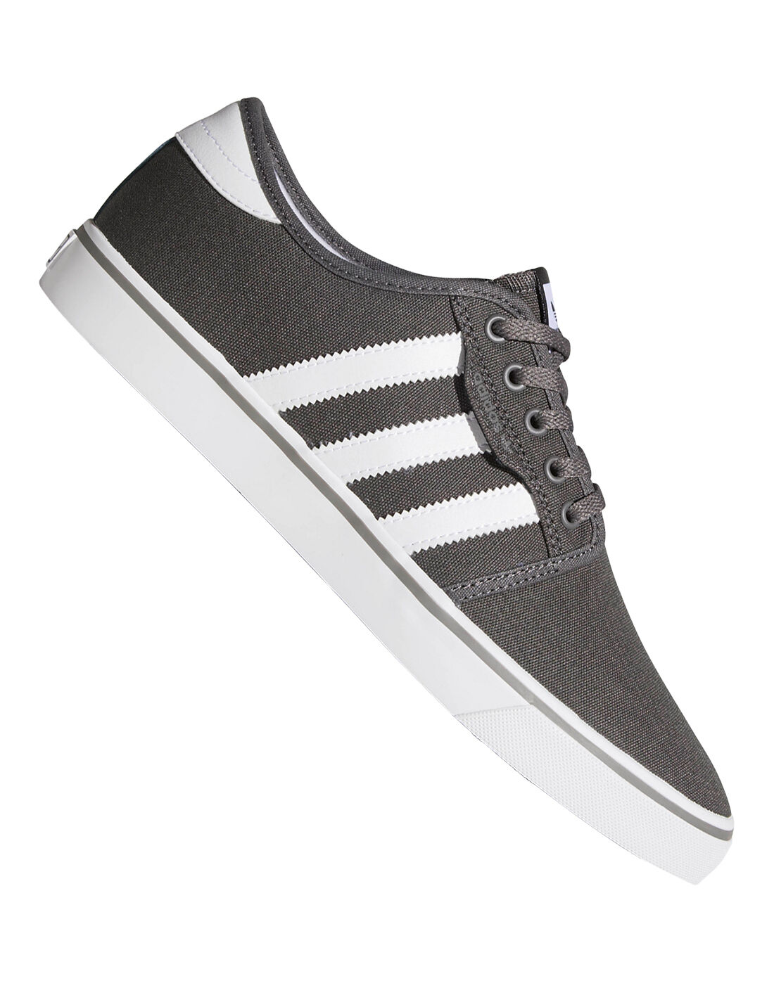 Men's Grey adidas Originals Seeley   Life Style Sports