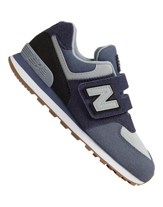 new concept e14d0 f9f13 New Balance Younger Kids 574 Trainer