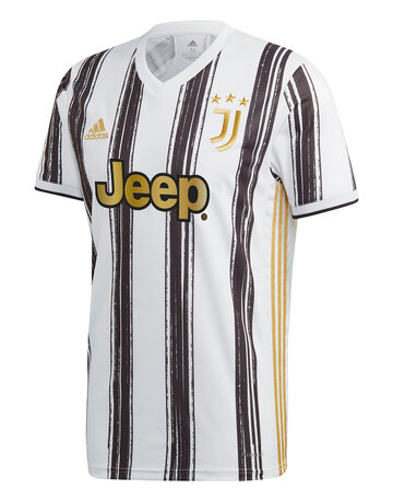 Adult Juventus 20/21 Home Jersey
