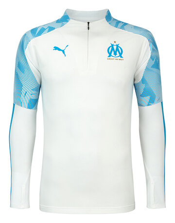 Adult Marseilles Training 1/4 Zip