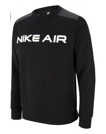 Mens Nike Air Crew Neck Sweatshirt