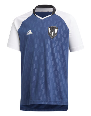 Older Kids Messi Icon T-Shirt