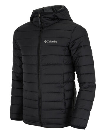 Older Boys Hooded Jacket