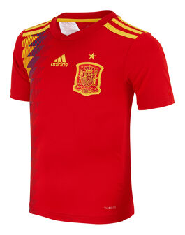 Kids Spain WC 2018 Home Jersey