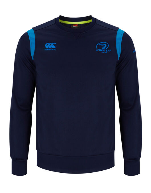 Mens Leinster Tech CrewTop