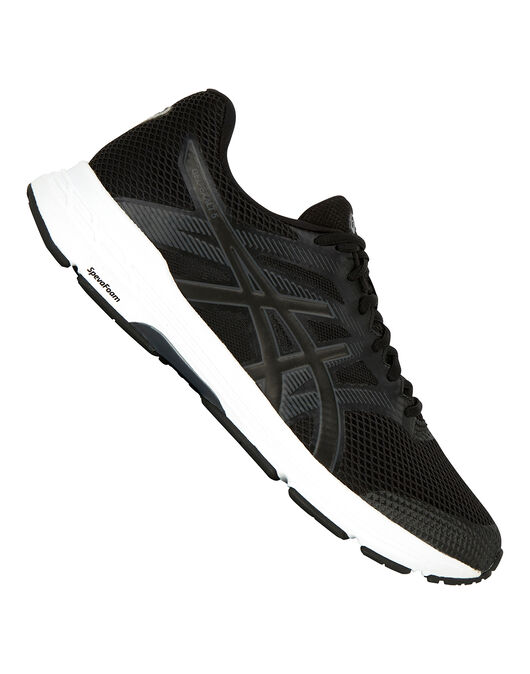 bd00af46722 Men's Black ASICS Gel Exalt 5 | Life Style Sports