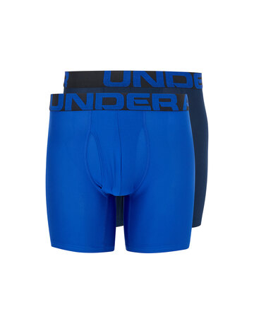 Mens Tech 6 Inch Boxers 2 pack