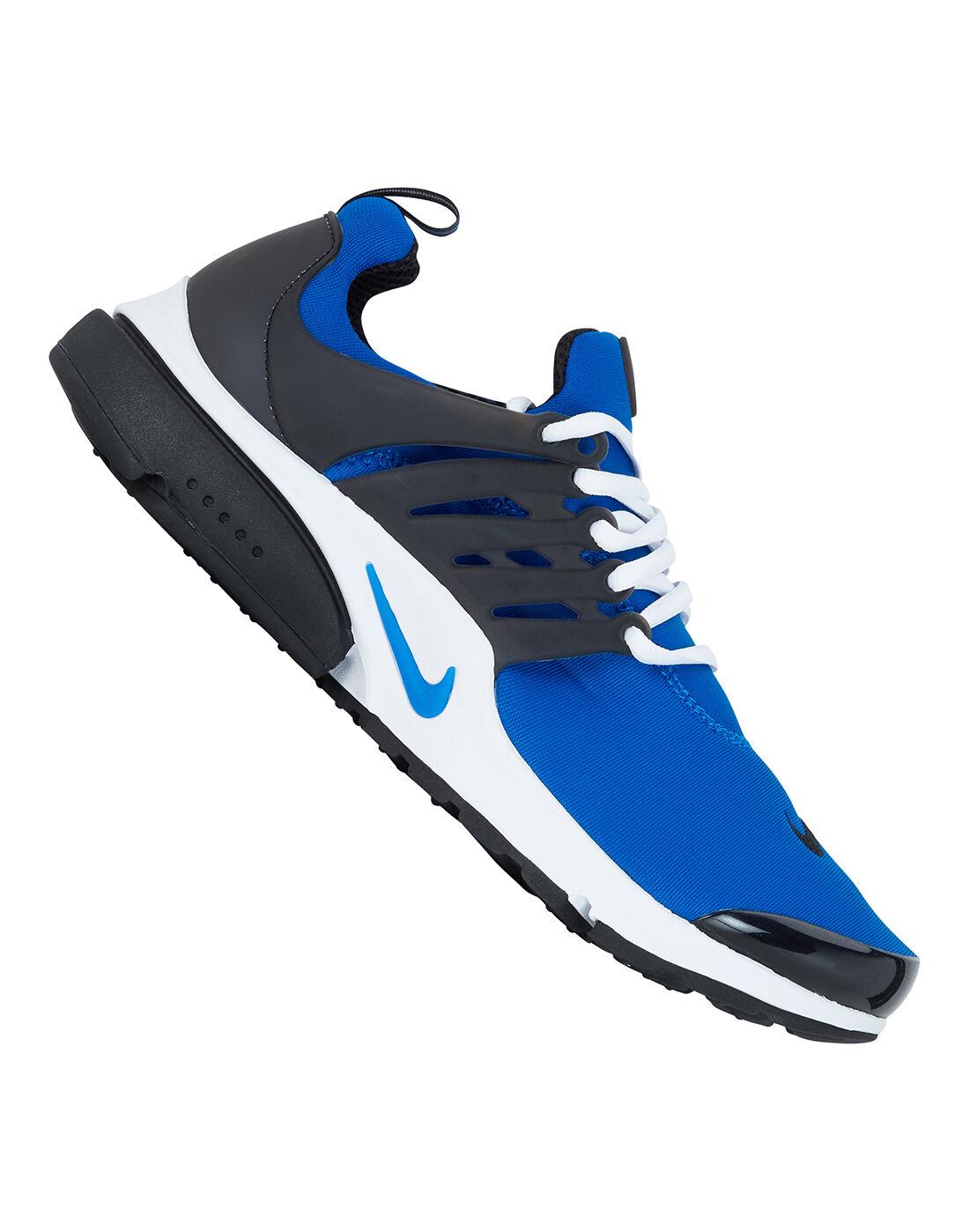 Nike black and white huarache ultra junior   Mens Air Presto