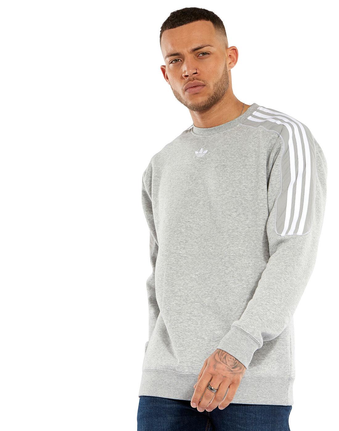 adidas Originals Mens Radkin Crew Sweatshirt
