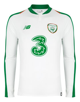 Adult Ireland Away Jersey LS