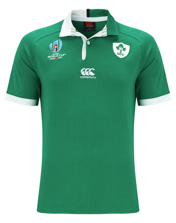 Adult Ireland SS Home Classic Jersey RWC